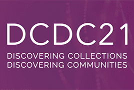 Image of the DCDC21 logo