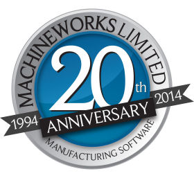 MachineWorks 20th Anniversary