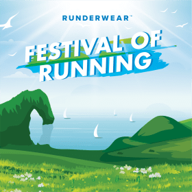 Runderwear Festival of Running graphic